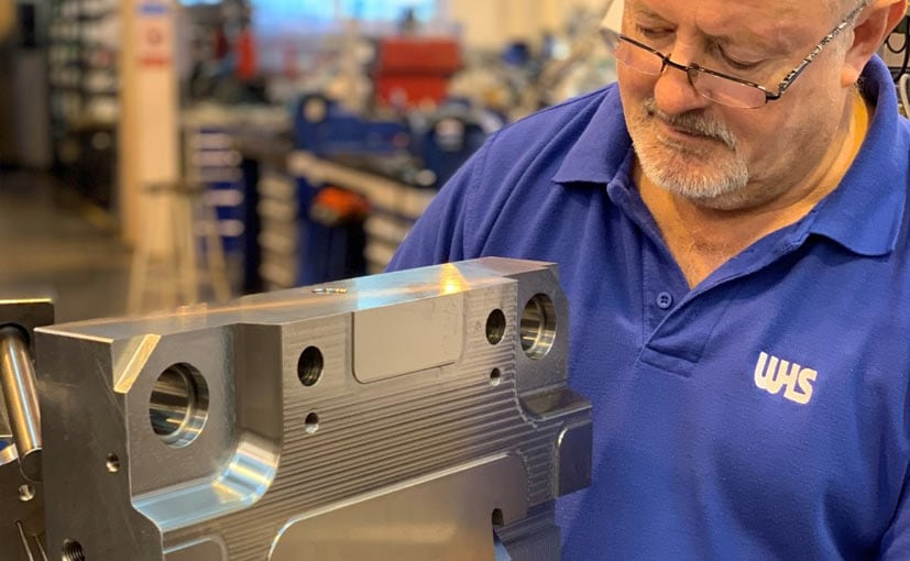 Coronavirus Pandemic: Jaguar Land Rover Scales Up Production Of Face Shields For NHS In The UK