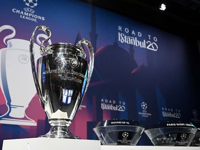 "UEFA Insists ""No Plan B"" For Champions League Amid Lisbon Virus Concerns"