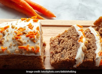 This Famous 'Divorce' Carrot Cake Recipe Has An Interesting Back Story To It