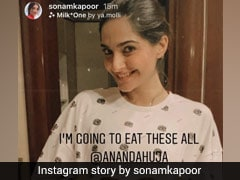 Sonam Kapoor Baked Chocolate Chip Cookies And Refused To Share With Anand Ahuja!