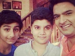 A <i>Selfie Toh Banti Hai</i> Moment, Featuring Kapil Sharma And Ibrahim Ali Khan In A Rare Throwback Pic
