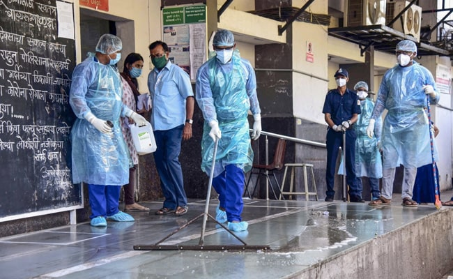 Coronavirus Deaths In Maharashtra Cross 100, Mumbai Has Over 1,000 Cases