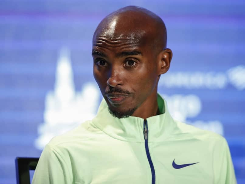 Told Athletes Will Be Vaccinated, Think Olympics Will Go Ahead, Says Mo Farah