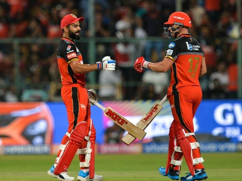 Virat Kohli, AB De Villiers Talk About RCB, Their ODI Team And Raising Funds For Fight Against Coronavirus