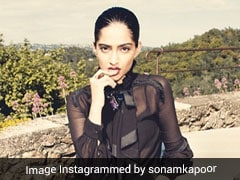 Sonam Kapoor's Photo Archive Is A Treasure Trove Of Vintage Fashion