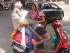 Allegedly Refused Ambulance, Man In Madhya Pradesh's Indore Rushed To Hospital On Scooter Dies