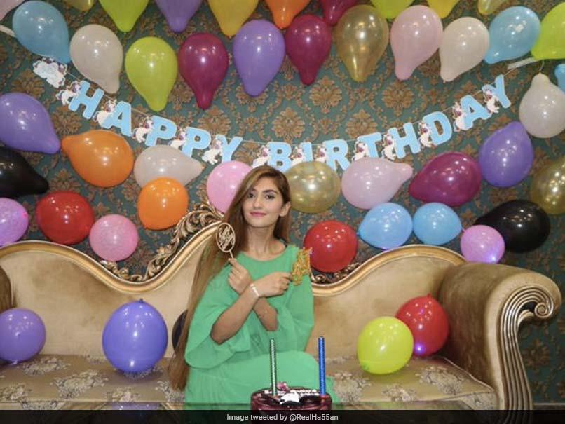 Sania Mirza Tweets Wishes To Pakistani Cricketer Hasan Alis Wife Samiya On Her Birthday