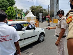 Pick Up COVID-19 Patient's Body: Delhi Police Teach Violators A Lesson