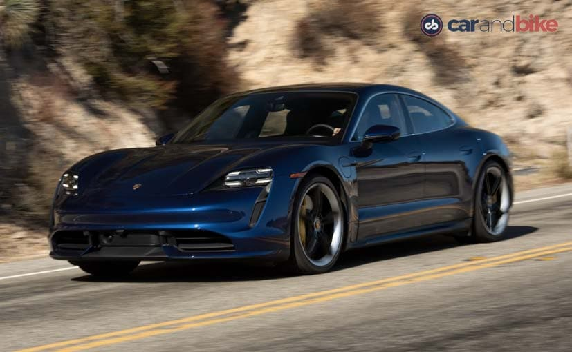 The Porsche Taycan is scheduled to hit the Indian shores as well very soon.