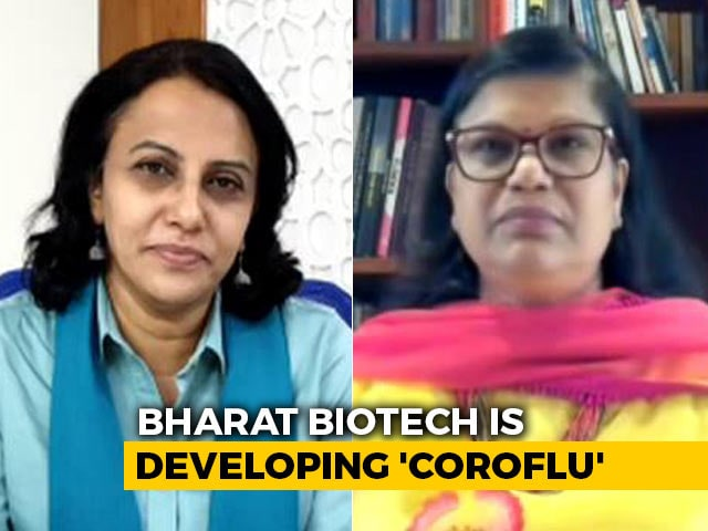 Video : Bharat Biotech Working On Nasal Vaccine To Fight COVID-19