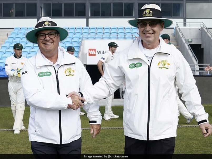 Cricket Australia Praises John Ward, Simon Fry As Duo Retire From Elite Umpiring | Cricket News