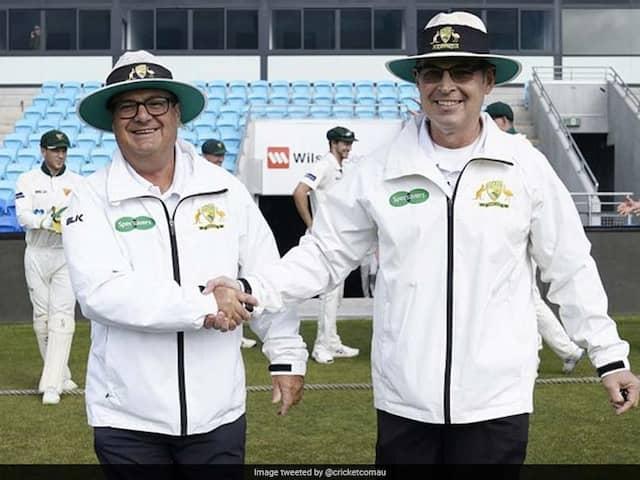 Cricket Australia Praises John Ward, Simon Fry As Duo Retire From Elite Umpiring