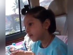Namrata Shirodkar Shares Throwback Video Of Little Sitara Singing And Dancing To Dad Mahesh Babu's Song