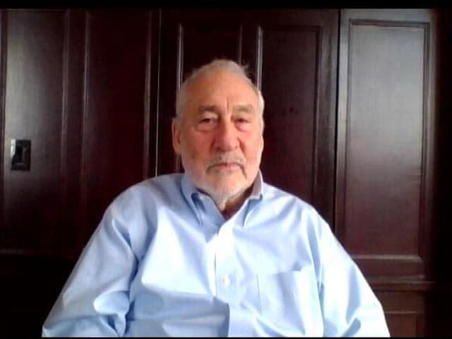 Video : US Leadership Disappointed In Dealing With COVID-19: Nobel Laureate Joseph Stiglitz