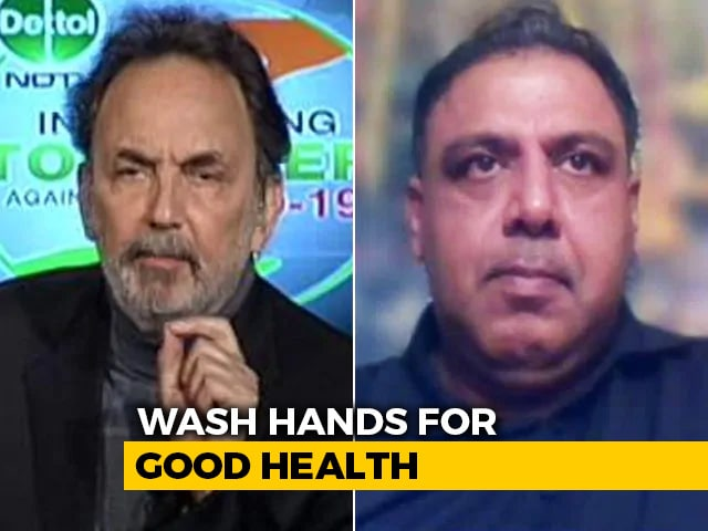 Video : Washing Hands Is The Simplest Way To Protect From Infection: Gaurav Jain
