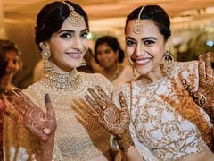 "Sonam Kapoor's Adorable Birthday Wish For Raanjhanaa Co-Star Swara Bhasker: ""Never Stop Being You"""