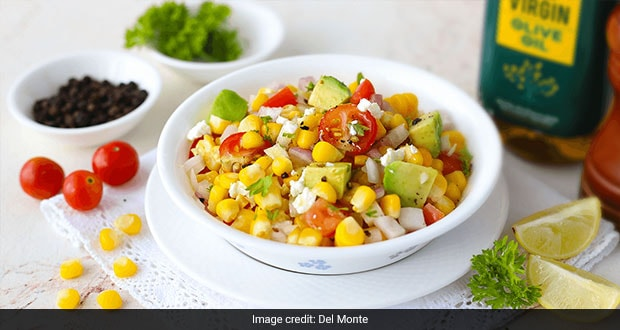 Lockdown Recipe: This Quick And Easy Corn Salad Is A Wholesome Meal You Need When Working From Home