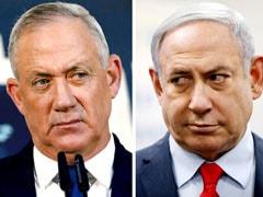 "Coronavirus: Israel PM Benjamin Netanyahu, Rival Benny Gantz Say ""Near Unity Deal"" To End Political Deadlock"
