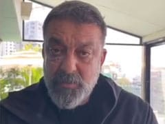 "Coronavirus: Sanjay Dutt Urges Everyone To ""Eat Well, Stay Healthy And Keep Exercising"""