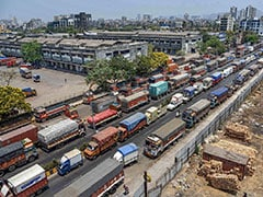 Over 6 Lakh Truckers Go On 72-Hour Strike In Bengal, Goods Supply Likely To Be Hit