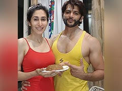 "Karanvir Bohra Makes ""Legendary <i>Halwa</i>"" For Wife Teejay Sidhu On Their 13th Anniversary"