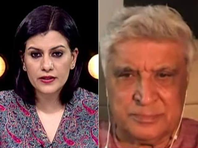 Video : 'Shame To Spread Communal Hatred Amid Pandemic': Javed Akhtar