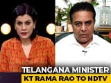 Video : KCR Wants Lockdown Extended: Telangana Minister KT Rama Rao