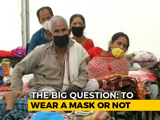 Video : Wear A Mask Or Not: Doctors Take Your Questions