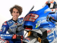 MotoGP: Alex Rins Extends Contract With Suzuki Up To 2022