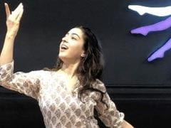 "Sara Ali Khan's Monday Motivation - The ""Dance Edition"""