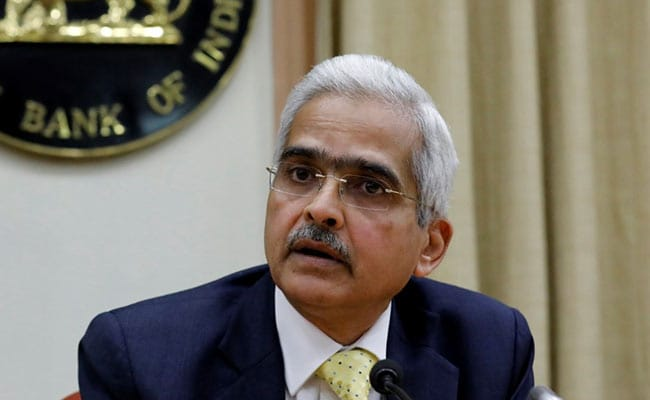 Economic Growth Top Priority, Says RBI Governor Shaktikanta Das