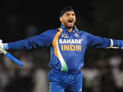 Harbhajan Shares Throwback Video Of Last-Over Six Against Pakistan On Instagram
