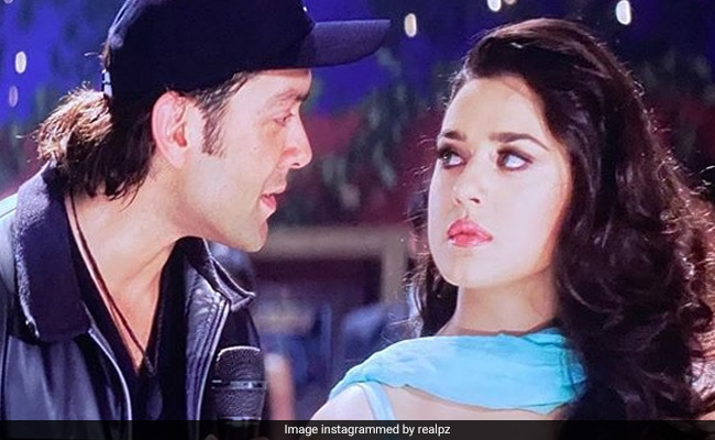 On Preity Zinta And Gene Goodenough's Bollywood Movie Night Playlist - Soldier
