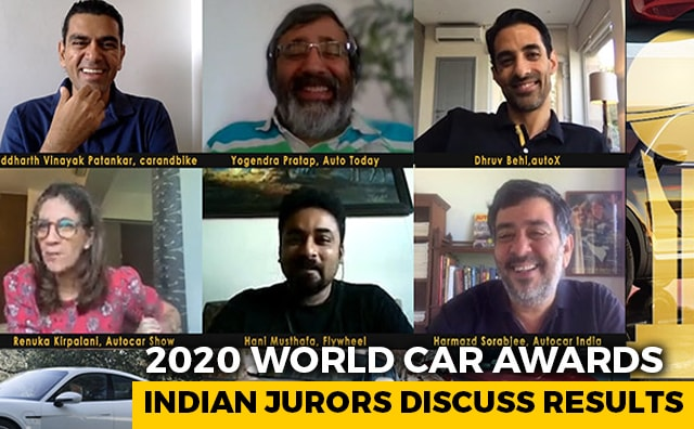 Video : 2020 World Car Awards: Indian Jurors Discuss Results