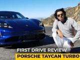 Porsche Taycan Electric Sports Car Review