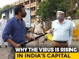 Video : Reality Check Team Reports From Delhi's Biggest Coronavirus Hotspot