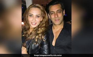 Salman Khan Currently In Panvel Farmhouse Accidentally Interrupts Rumoured Girlfriend Iulia Vantur S Video