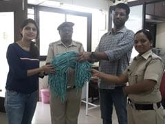 IIT Bombay Team Creates, Supplies 15,000 DIY Face Masks To Frontline Workers