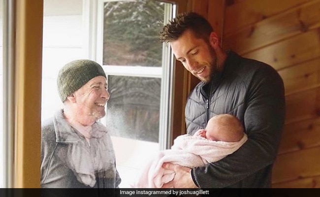 Grandfather Walks 6 Km To See Newborn Granddaughter Through Window