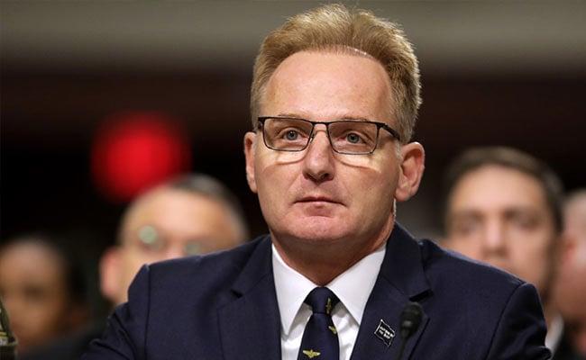 US Navy Chief Resigns Over Mishandling Of Coronavirus-Hit Carrier