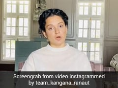 "Kangana Ranaut vs Maharashtra Government Over ""Mumbai-PoK"" Remark"
