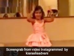 भरतनाट्यम करने की कोशिश कर रही बच्ची आज है बॉलीवुड की सुपरस्टार, लगातार दे रहीं हिट फिल्में- देखें Video