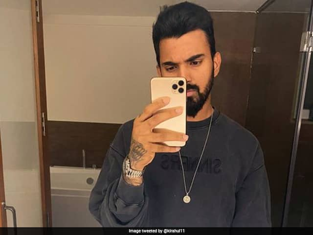 "KL Rahul Asks Twitter If He Should ""Keep Or Cut"" His Hair, Gets Bizarre Replies"