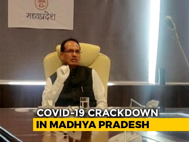 Video : Madhya Pradesh To Seal 3 Major Cities Amid Spurt In Coronavirus Cases