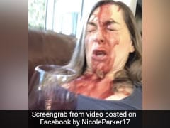 Viral Video: Woman Tries Using Instagram While Drinking Wine. It Doesn't End Well