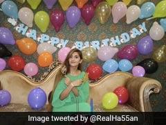 Sania Mirza Tweets Wishes To Pakistani Cricketer Hasan Ali's Wife Samiya On Her Birthday