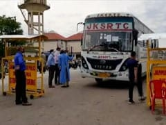 Over 300 Stranded Students Reach Jammu And Kashmir From Kota Amid Lockdown