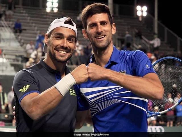 Coronavirus: Novak Djokovic Predicts Tennis Season Will Restart With Regional Events