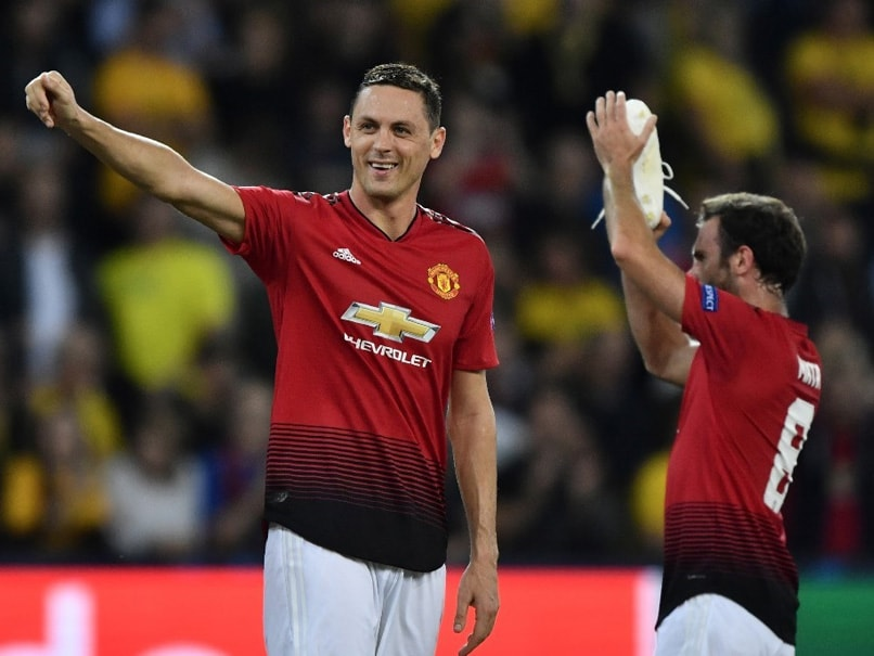 """""""Go To Gym, Take Photo, Then All Day In Sofa"""": Manchester United Star Trolls Teammate Matic Over Lockdown Training Post thumbnail"""