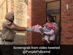 Watch: How Punjab Police Made This Baby Girl's First Birthday Special Amid Coronavirus Lockdown